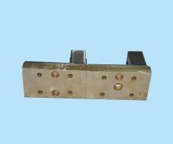内蒙古铸铜电加热器