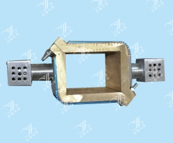 山西铸铜电加热器